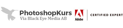 Photoshop kurser och utbildningar i Stockholm